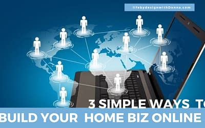 3 Clear and  Proven Ways To Build Your  Network Marketing Business   Using  The Internet  Without Losing Any More Family Time
