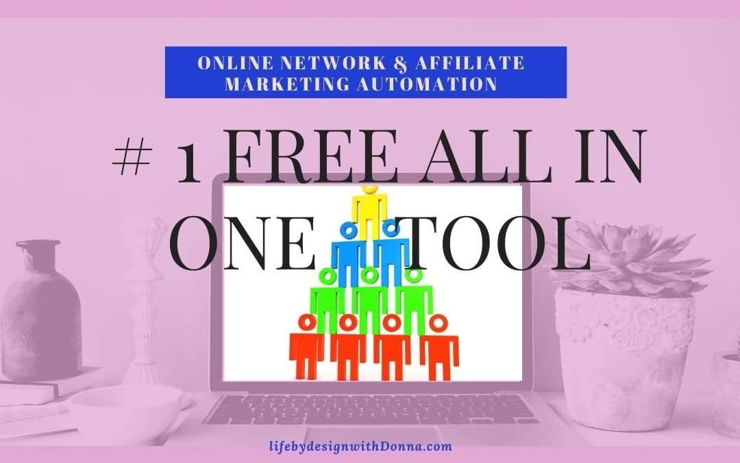 GrooveFunnels -The  Best  FREE Tool To Automate Your Network Marketing and Affiliate Marketing Business Online For More Sales, Commissions and Sign-Ups.