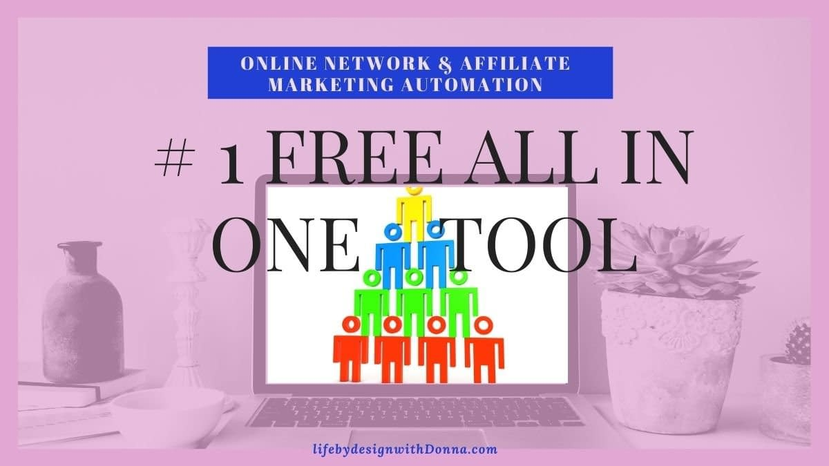 #1 free All In one MLM tool