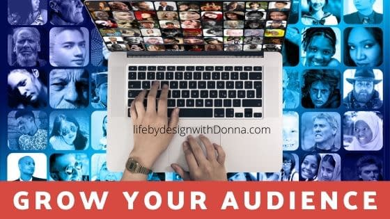 Grow  your audience