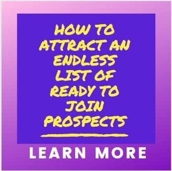 How Magnetic Sponsoring Works: Attract Endless New Prospects & Team Members. The Birth of Attraction Marketing. 5