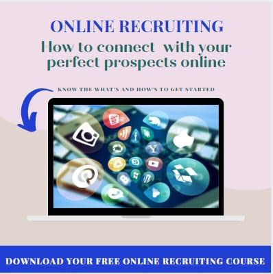 The  4 Critical Parts of An Online MLM Recruiting Machine That Gets You Sales and Signups 1