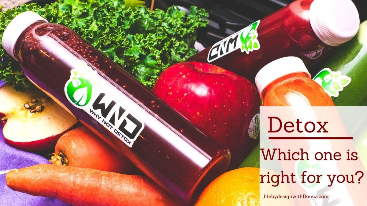 how to choose the right detox