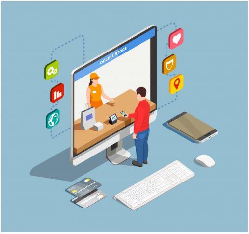 social online selling