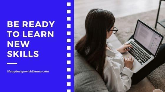 be ready to learn digital network marketing skills