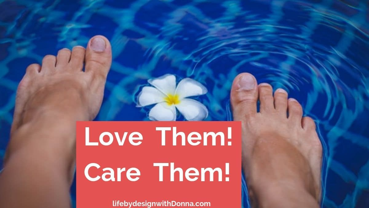 Foot care and foot health