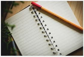 journalling -selfcare tip