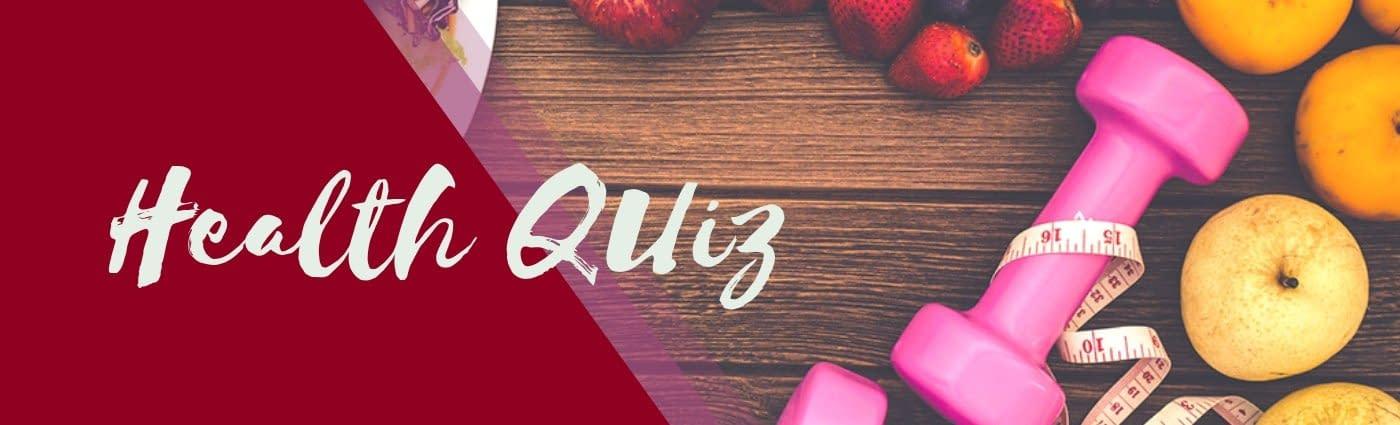 Health Quiz 1