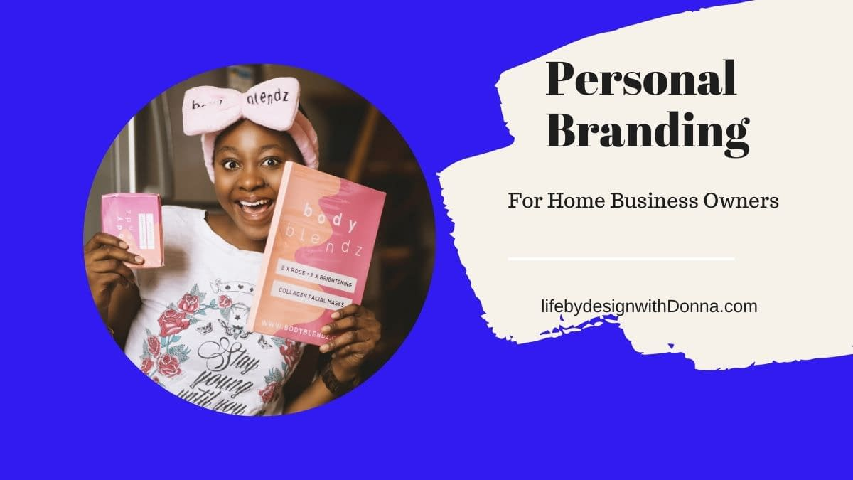 personal branding for network marketers